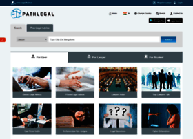 Pathlegal.in thumbnail