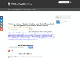 Patientsville.com thumbnail