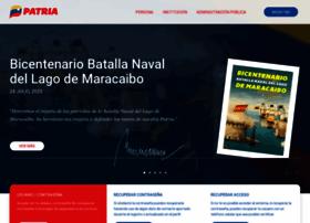 Patria.org.ve thumbnail