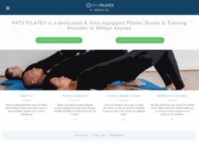 Pats-pilates.co.uk thumbnail