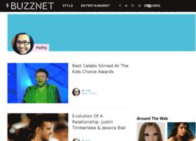 Pattygopez.buzznet.com thumbnail