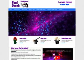 Paulderek.co.uk thumbnail