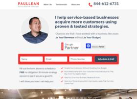 Paullean.com thumbnail