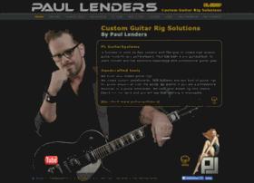 Paullenders.nl thumbnail