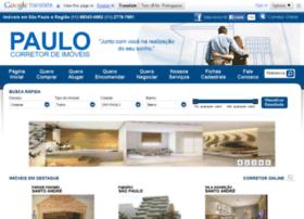 Paulocorretordeimoveissp.com.br thumbnail