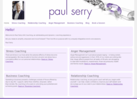 Paulserry.co.uk thumbnail
