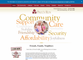 Paulsrun.org thumbnail