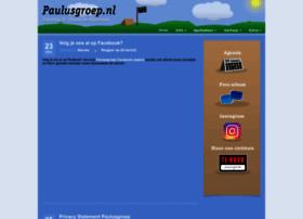 Paulusgroep.nl thumbnail