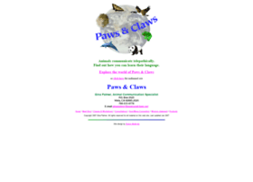 Pawsandclaws.net thumbnail
