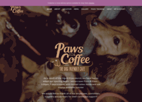 Pawsforcoffee.co.uk thumbnail