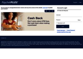 Paychekplus.com thumbnail