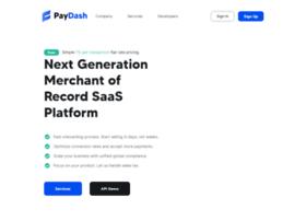 Paydash.co.uk thumbnail