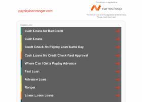 Paydayloanranger.com thumbnail