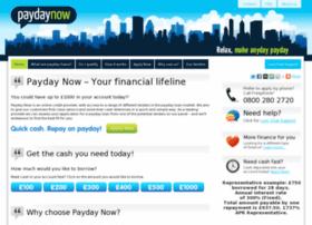 Paydaynow.co.uk thumbnail