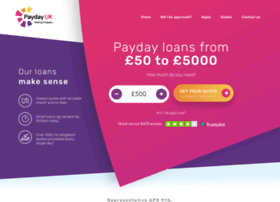 Paydayuk.co.uk thumbnail