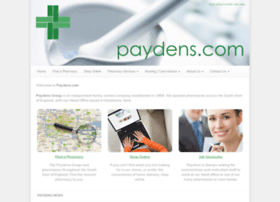 Paydenspharmacy.co.uk thumbnail