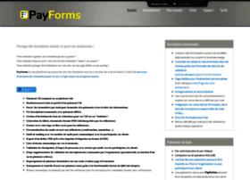 Payforms.fr thumbnail