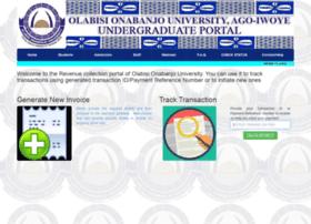 Payments.oouagoiwoye.edu.ng thumbnail