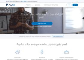 Paypal.co.za thumbnail