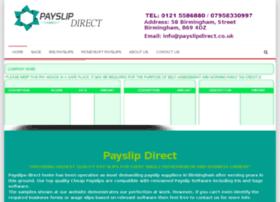 Payslipdirect.co.uk thumbnail