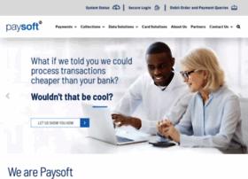 Paysoft.co.za thumbnail