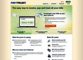 Paytrust.com thumbnail