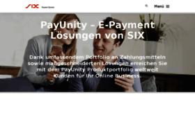 Payunity.com thumbnail