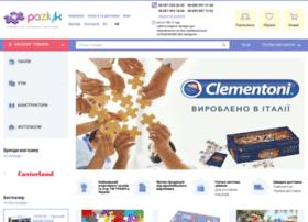 Pazlyk.com.ua thumbnail