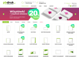 Pbdruk.pl thumbnail