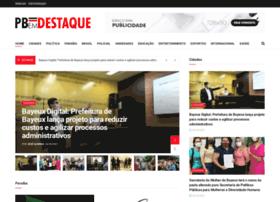 Pbemdestaque.com.br thumbnail