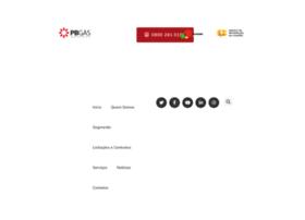 Pbgas.com.br thumbnail