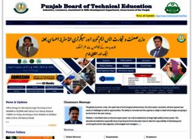 Pbte.edu.pk thumbnail
