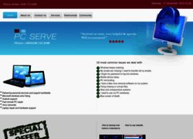 Pc-serve.co.uk thumbnail