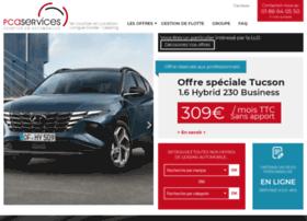 Pca-services.fr thumbnail