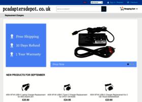 Pcadaptersdepot.co.uk thumbnail