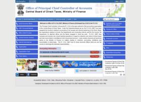 Pccacbdt.gov.in thumbnail