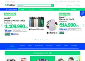 Pcfactory.cl thumbnail