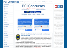 Pciconcursos.com.br thumbnail