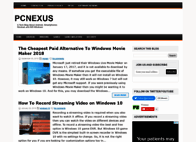 Pcnexus.net thumbnail