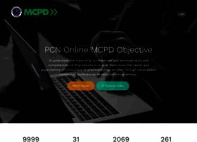 Pcnmcpd.com thumbnail