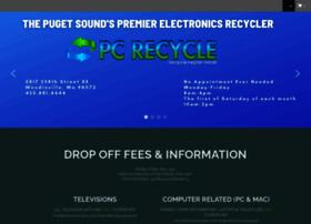 Pcrecycle.net thumbnail