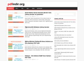 Pdfindir.org thumbnail