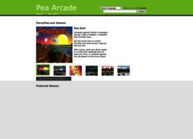 Peaarcade.com thumbnail