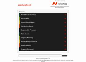 Peacefulvalley.net thumbnail