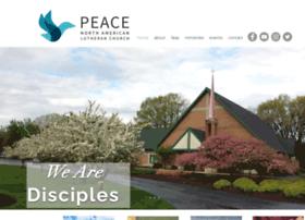 Peacelutheranstjoe.org thumbnail