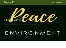 Peacenvironment.net thumbnail