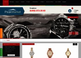 Peak-market.ru thumbnail