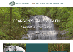 Pearsonsfalls.org thumbnail
