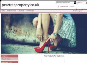 Peartreeproperty.co.uk thumbnail