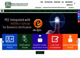 Pec.org.pk thumbnail
